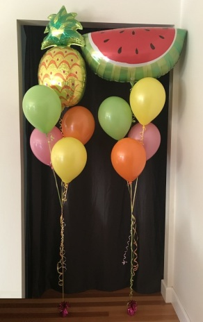 Balloon Floor Display
