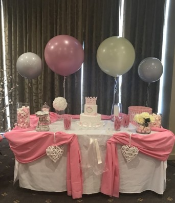 Private Function Balloon Decor