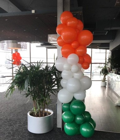 Corporate Event Balloon Garlands