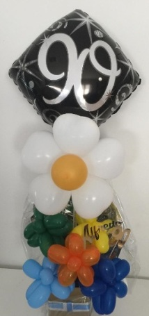 Custom Balloon Centrepieces