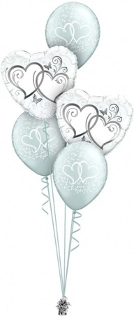 Wedding Balloon Centrepiece
